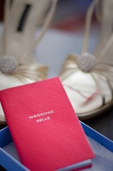 wedding shoes & lovely gift from cousin
